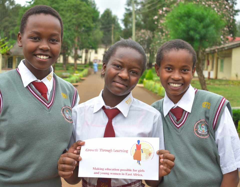 Growth through Learning_ Educating girls in East Africa